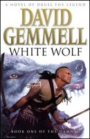White Wolf book cover